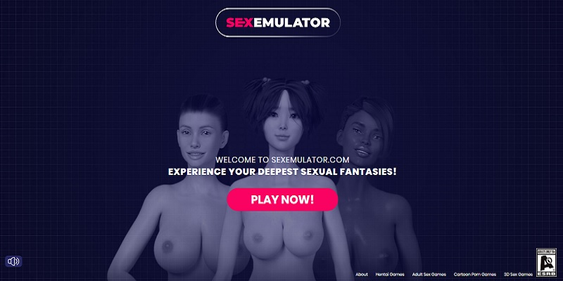 Play Sex Emulator 3D game now!
